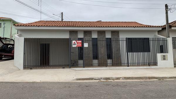 Casa Térrea na Vila Nova em Itapeva-SP.