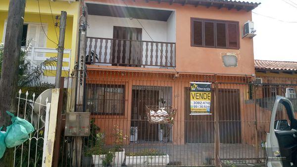 Grande oferta-Sobrado 3 dormitorios, Piscina - Jardim algarve - A vista - R$ 280.000,00
