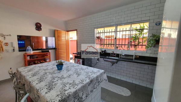 Casa no Jardim Tremembe, com 2 quartos