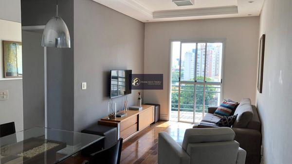 Apartamento 2 dormitórios,  1 vaga À Venda - Centro São Bernardo do Campo