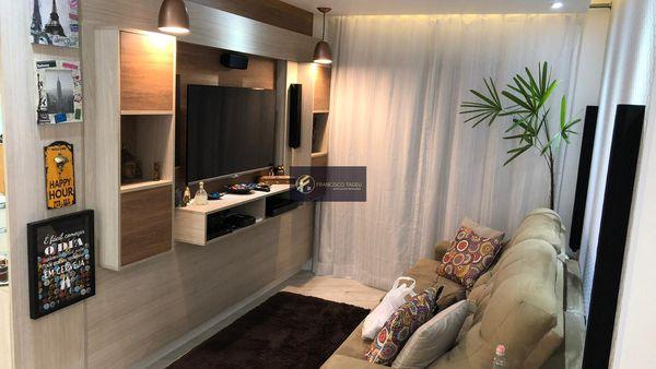 Apartamento 2 dormitórios, 1 vaga de garagem - Independência - São Bernardo do Campo
