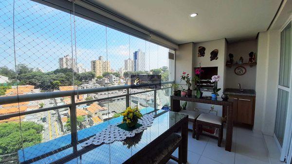 Apartamento 3 dormitórios (suítes) 2 vagas - Baeta Neves - São Bernardo do Campo