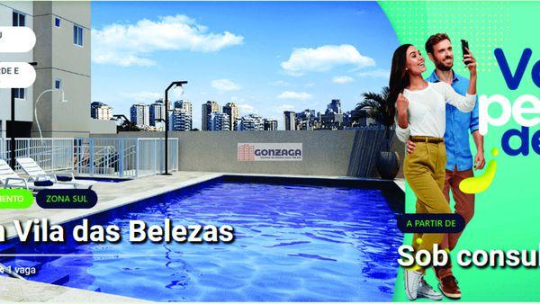 Apartamento Vila das Belezas