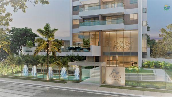 Apartamento 03 quartos, 96m2, Andar Alto, Candeias, Jaboatão dos Guararapes.