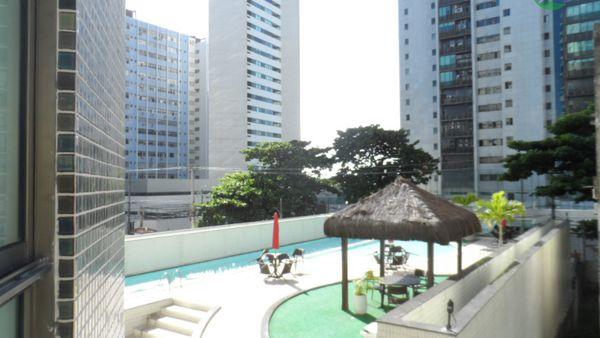 Apartamento 04 quartos, a 100m2 da AV. Boa Viagem, Recife.