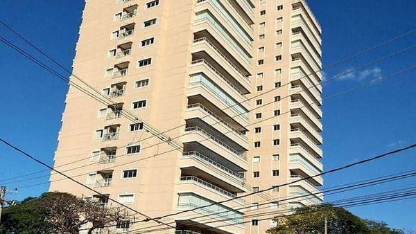 Apartamento alto padrão - 358 m²