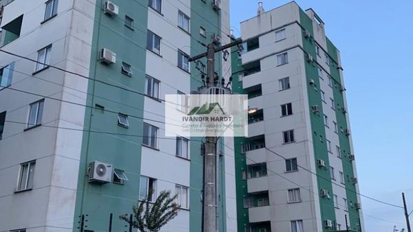 Apartamento no Costa e Silva, Residencial Solenii