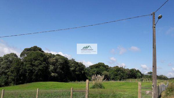 Terreno com 4.115 m² em Campo Alegre, região do Lajeado