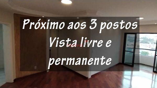 Apartamento a venda Rudge Ramos 3 dorms 1 suíte 2 vagas