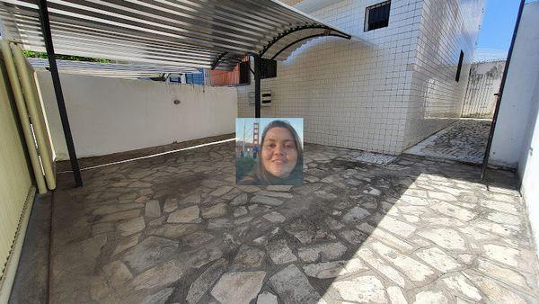 Apartamento com área externa privativa, Bancários, 3 quartos, João Pessoa