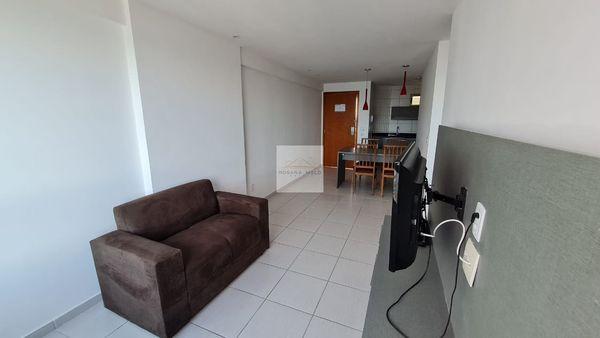 Apartamento mobiliado 2 quartos em Boa Viagem no Edf. Beach Class Residence/ prox. av BV