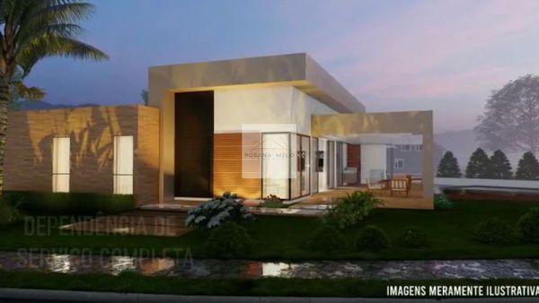 Casa De Alto Padrão-Gravatá/332M²/5 Quartos/5 Suítes/3 Vagas/Luxo/Oporunidade