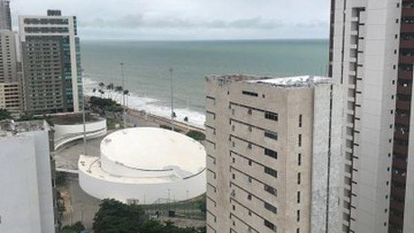 Edf Parc Lustosa setubal/86m/ vista definida mar/luxo/3 Qtos/10 passos da praia/top.
