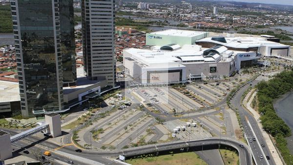 Edf. Parque Shopping - Um lugar onde conforto e comodidade é a palavra chave!