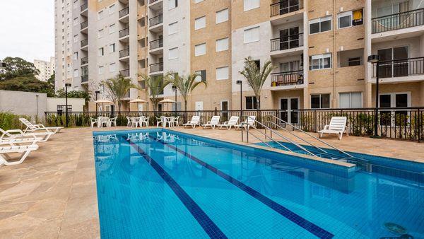 Apartamento 2 dormitórios - Pirituba