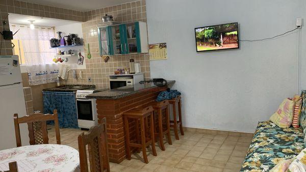 Apartamento 2 dorms com suite Ubatuba