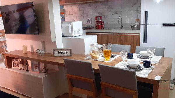 Apartamento Cobertura - 2 dormitórios com suíte