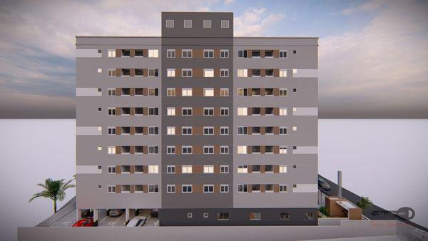 Apartamentos 2 dormitórios - Pronto