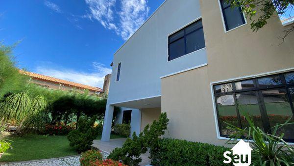 Casa Alto Padrão - Venda e aluguel- Condomínio Villagio del Mare - 4 Suítes