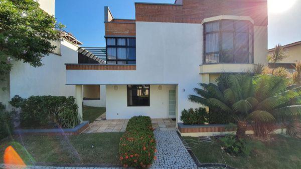 Casa Locação no Condomínio Villagio Del Mare – 4 suítes
