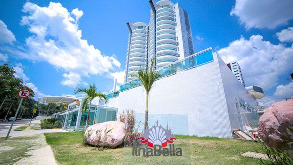 Ilha Bella Club - Apartamento de Luxo na Ponta Negra