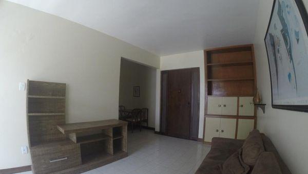 Apartamento no Candeal semi mobiliado com 1 quarto