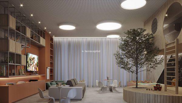 Apartamento na Asa Norte, com 3 quartos suítes I 140 m² I 3 vagas