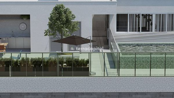 Cobertura duplex na Asa Norte, com 3 quartos I 250 m² I 3 vagas
