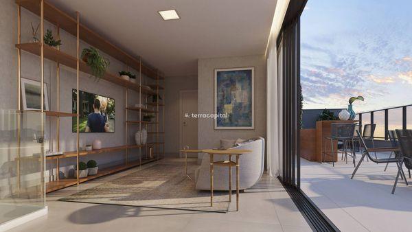 Cobertura duplex no Setor Noroeste, com 3 quartos I 243 m² I 3 vagas