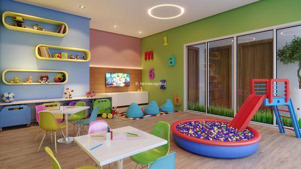 Lançamento no Guará II, apartamento 4 quartos I 127 m² I 2 vagas