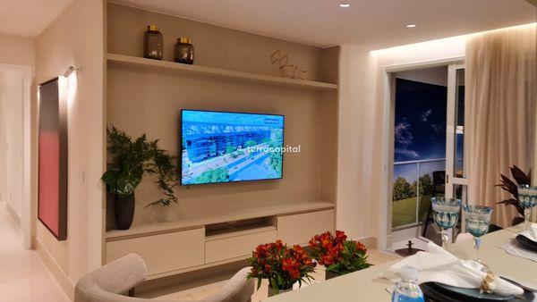 Lançamento no Guará II, cobertura linear 4 quartos I 256 m² I 2 vagas
