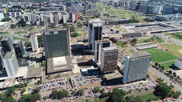 Terreno no Plano Piloto, Setor Bancário Sul, Brasília - DF