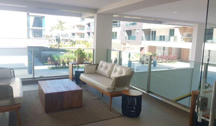 Apartamento 2 suítes no Campeche