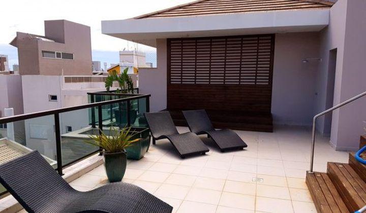 Apartamento 3 dormitórios no Novo Campeche