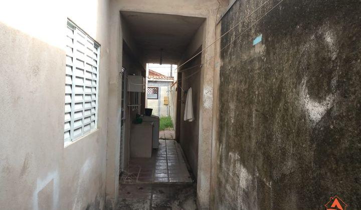 CASA 3 DORMITÓRIOS  NO MARACANÃ EM PRAIA GRANDE ACEITA PERMUTA POR IMOVEL EM SOROCABA