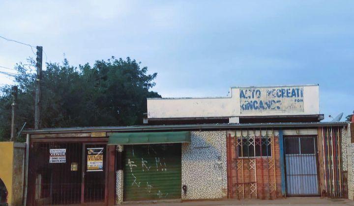 Casa e loja residêncial em ótima localização em Viamão - Vila Augusta