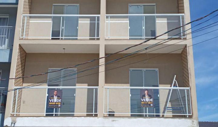 Apartamento 1 dormitório com sacada na av zero hora!