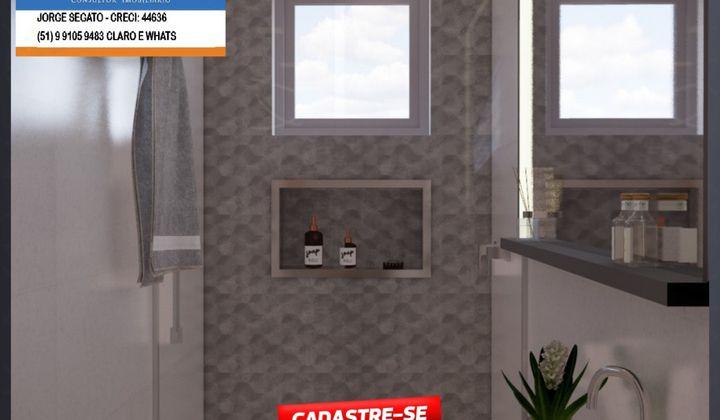 APARTAMENTOS 2 DORMITÓRIOS NO PORTO VERDE - ALVORADA/RS