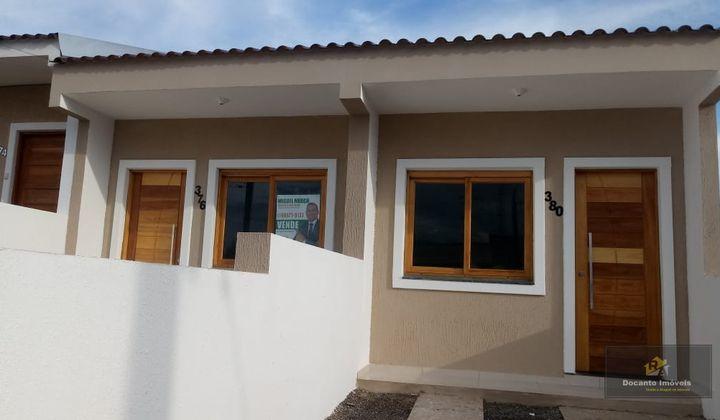 Casa dois dormitorio porto verde - Quiosque e churrasqueira