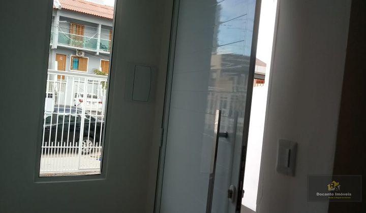 Linda casa dois dormitorios Porto Verde-Ótimo padrão de acabamento-Financia - Imóvel novo
