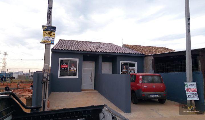ÓTIMAS CASAS DE 2 DORM. NO PORTO VERDE-ALVORADA/RS