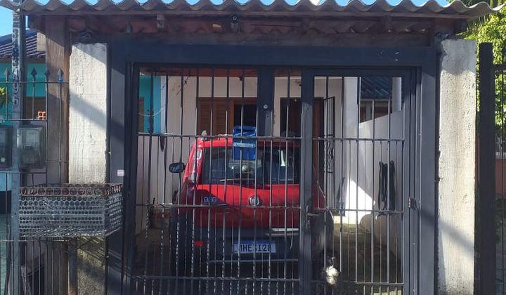 Venda de chaves casa 2 dorm. no Porto Verde-Alvorada/RS