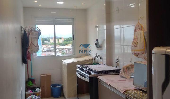 Apartamento 02 D no Passa Vinte Palhoça