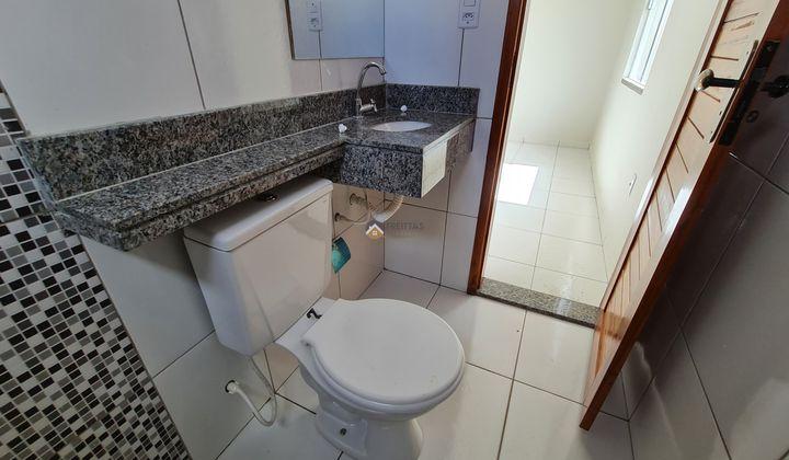 2 dormitórios, 2 Banheiros, 2 Vagas