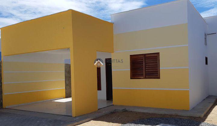 2 dormitórios, 2 Banheiros, Sala, Cozinha, Garagem estendida