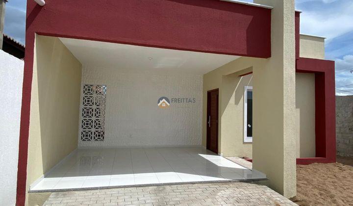 2 Quartos, Sala, Cozinha Americana, Área de Serviço coberta, lado da sombra