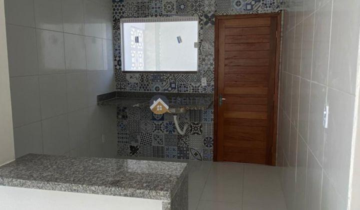 Casa com 2/4 na Nova Mossoró muito linda