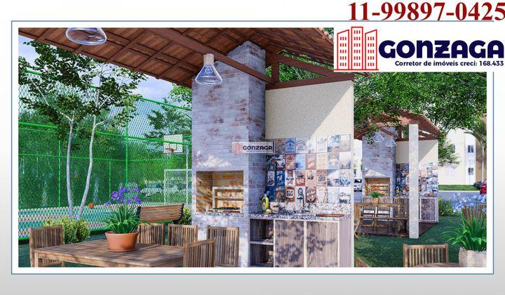 Apartamento dois quartos Jardim São Luís