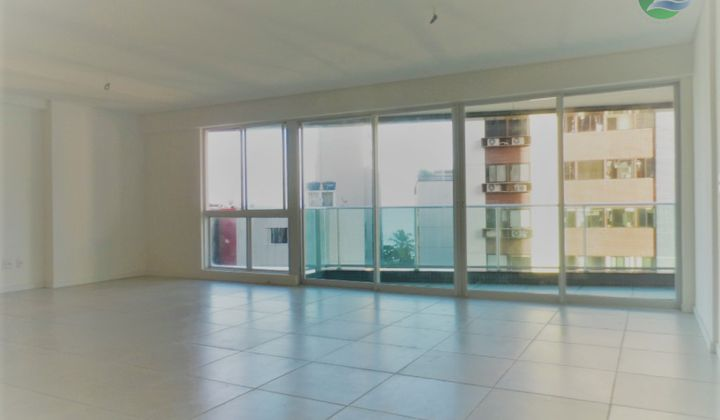 Apartamento 04 quartos,  NOVO, andar baixo, Boa Viagem, Recife.