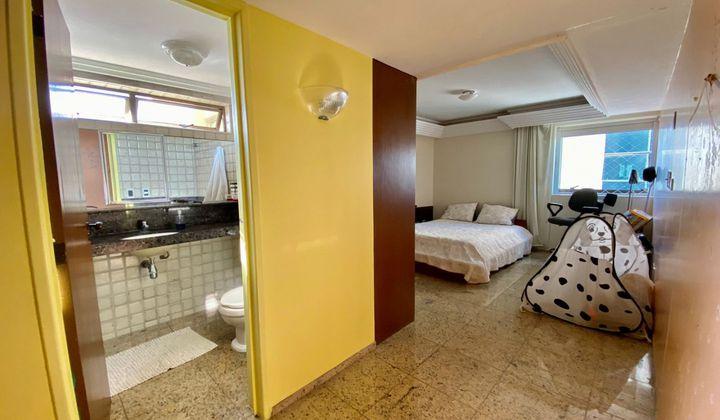 Apartamento com 03 suites para venda Av. Boa Viagem. Por R$2.800.000